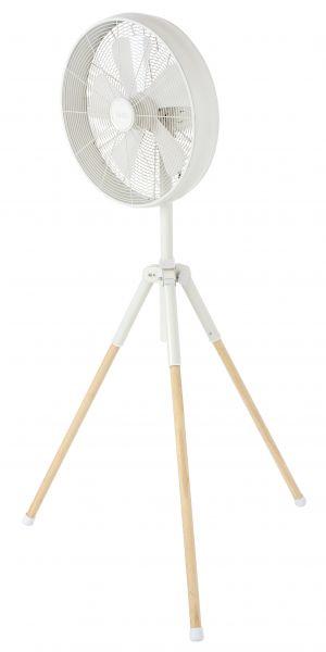 Beacon Standventilator Breeze oszilierend weiß Esche