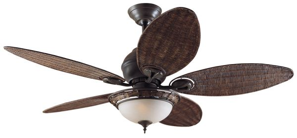 Hunter Deckenventilator Caribbean Breeze bronze verwittert